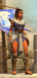 Vêtements de mage combatif